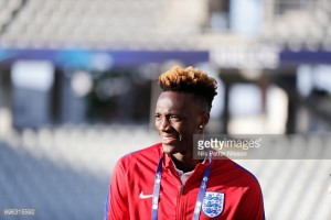 Swansea City complete Tammy Abraham season-long loan signing