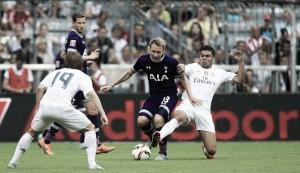 Com campanhas perfeitas, Real Madrid e Tottenham miram liderança isolada