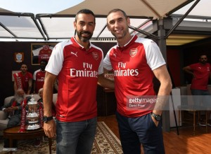 Robert Pires claims Arsenal players need more players to fight on the field