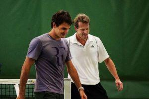 Stefan Edberg nouveau coach de Roger Federer