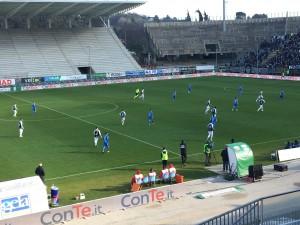 Serie B - Krunic e Ninkovic, l'Empoli passa al Del Duca (1-2)