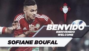 Sofiane Boufal deixa Southampton e chega por empréstimo ao Celta de Vigo