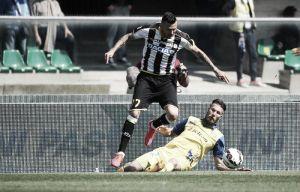 L'Udinese strappa un pari al Chievo