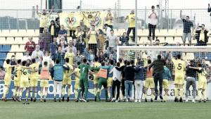 El Villarreal B pierde pero estará en segunda ronda de playoffs