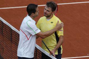 """Wawrinka: """"Non sono al livello di Nadal, Djokovic o Federer"""""""