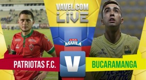 En un partido sin emociones emociones: Patriotas empató 0-0 con Atlético Bucaramanga