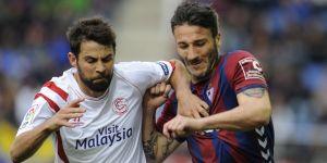 SD Eibar - Sevilla FC: puntuaciones del Sevilla, jornada 34 de la Liga BBVA