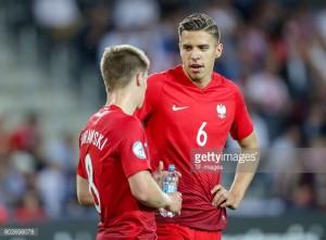 Saints' Jan Bednarek enjoys first taste of training with Southampton