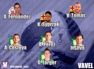 '7 Ideal VAVEL' de la fase final de la Copa del Rey