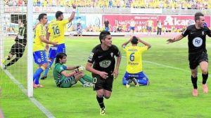 El gol, asignatura pendiente en 2014
