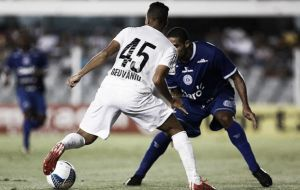 Santos empata com São Bento em casa e deixa liderança geral do Paulistão