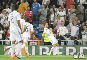 Cristiano Ronaldo sigue con su racha en Liga en el Santiago Bernabéu
