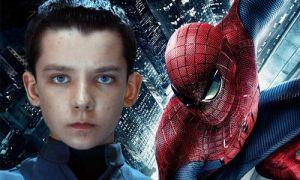 Asa Butterfield no es aún el nuevo Spider-Man