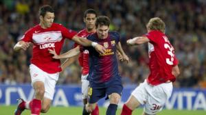 Spartak de Moscú - FC Barcelona, así lo vivimos