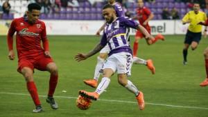 El gol vuelve a Zorrilla