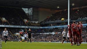 Tottenham y WBA se reparten los puntos en White Hart Lane