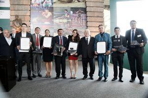 Ausencias en la entrega del Premio Nacional del Deporte 2014