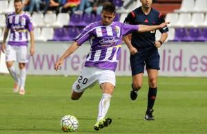 Las lesiones vuelven a atacar al Real Valladolid