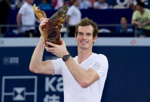 ATP Shenzhen, trionfa Murray col brivido