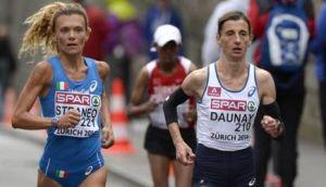 Atletica, Europei Zurigo 2014: argento Straneo nella maratona, oro alla francese Daunay