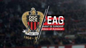 Revivez le Live Ligue 1 : OGC Nice - EA Guingamp (0-1)