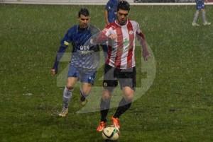 El Villaralbo gana por razones bajo el aguacero