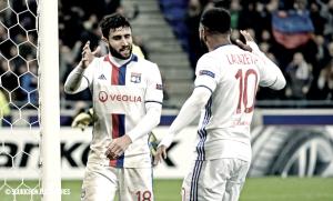 Noche de seis goles en Lyon