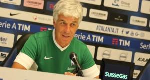 """Atalanta, senti Gasp: """"Mi aspetto una squadra migliore"""""""