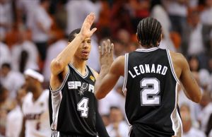 Revanchards, les Spurs corrigent le Heat !