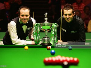 Mark Selby and John Higgins to meet in 2017 World Championship final
