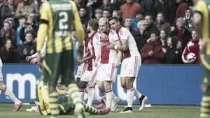 El Ajax no pierde la esperanza