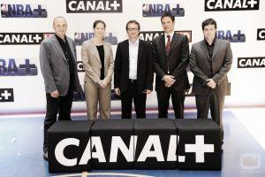Canal + seguirá dando la NBA