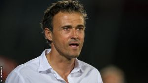 FC Barcelona v Celta Vigo: Enrique faces his former employers