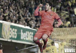 Fotos e imágenes del Villarreal 1-3 FC Barcelona,vuelta de semifinales de Copa del Rey