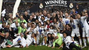 Real Madrid remain the world's richest franchise