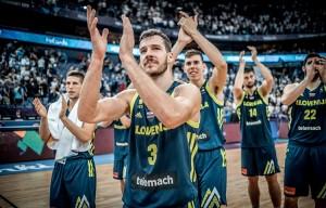 Eurobasket 2017 - Slovenia e Ucraina aprono il quadro degli ottavi