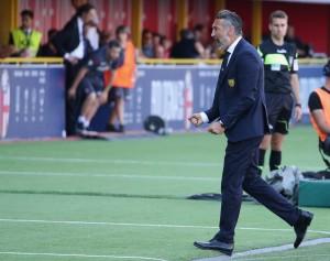 Serie A - Inglese salva il Chievo: battuto il Benevento 1-0