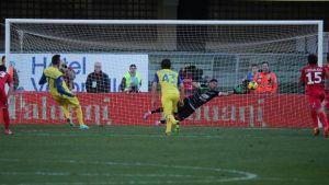El Chievo vence al Catania en la lucha por no descender