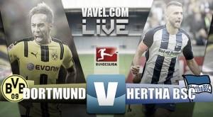 Borussia Dortmund vs Hertha Berlin EN VIVO en Bundesliga 2017
