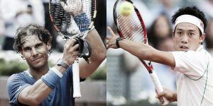Nadal - Nishikori: rey contra aspirante al trono