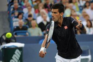 ATP Cincinnati: fuori Djokovic, avanti Federer, Fognini e Murray