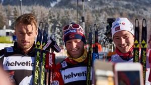 Tour de Ski 2016, 3° tappa: Oestberg sorprende Johaug, Sundby controlla