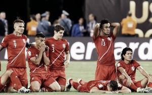 Perú le dice adiós a la Copa América Centenario