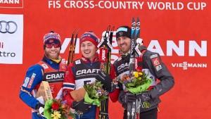 Tour de Ski 2016, 6° tappa: Diggins e Krogh a sorpresa. Sundby guida con margine, duello Oestberg - Johaug