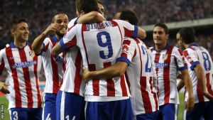 Atletico Madrid 2-0 Espanyol- Atleti return to winning ways