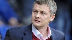 Solskjaer leaves Cardiff