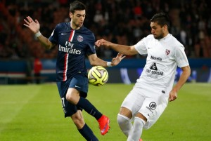 PSG - Metz: muy desigual sobre el papel