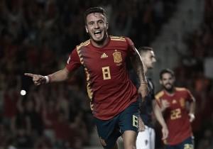 Espanha dá show e garante goleada em cima da vice-campeã Mundial Croácia