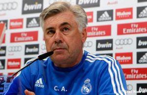 "Ancelotti: ""Varane es baja por precaución"""