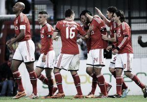 Benfica, con pegada de líder